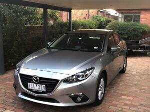 Mazda 3 Touring with Sunroof & Leather Seats