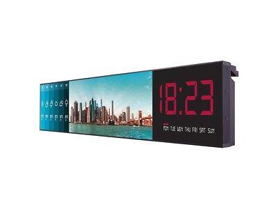 LG 86BH5C-B 86 Inch Ultra-Stretch UHD 3840x600 500nit Display (Black) - New!