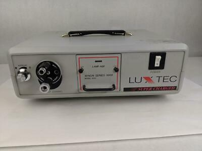 Luxtec Xenon Series 9000 Model 9300 Light Source