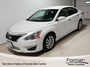 2013 Nissan Altima 2.5 S - Local trade | Htd Seats | Bluetooth