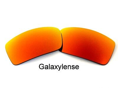 Galaxy Replacement Lenses For Oakley Gascan S Small Sunglasses Red Polarized (Oakley Gascan S Lenses)