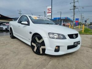 2011 Holden Commodore VE II MY12 SV6 6 Speed Automatic Utility Deer Park Brimbank Area Preview