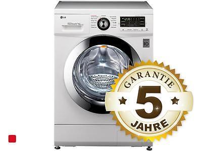 LG F 1496 AD3 Stand Waschtrockner Weiß Standwaschtrockner