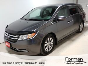 2014 Honda Odyssey EX-L Remote start | Local | Power doors &...