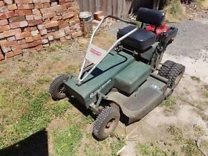 Ride on mower- Deutscher H360 Ballarat North Ballarat City Preview