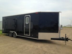 2017 Southland XRARSMT35-826-78 Enclosed Snowmobile Trailer