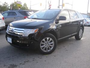 2008 FORD EDGE LIMITED | AWD • Leather • 2 Sunroof