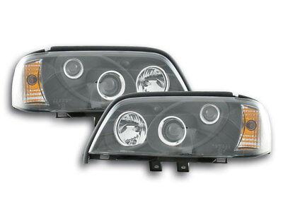 Scheinwerfer Mercedes C-Klasse Typ W202 schwarz
