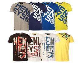Men's Henleys T-Shirts