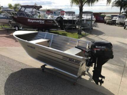 Sea Jay 3.85 Angler Open dinghy (BIG CAR TOPPER!)
