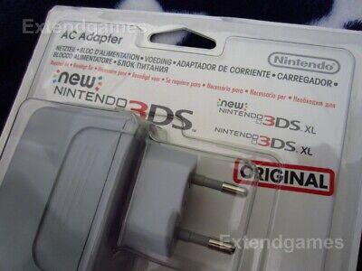 ORIGINAL NINTENDO 3DS 2DS XL DSI AC ADAPTER BRAND NEW SEALED WAP-002...