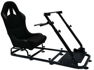 Simulator Chair Racing Seat Driving Gaming Chair Xbox Playstation PC F1 PS4