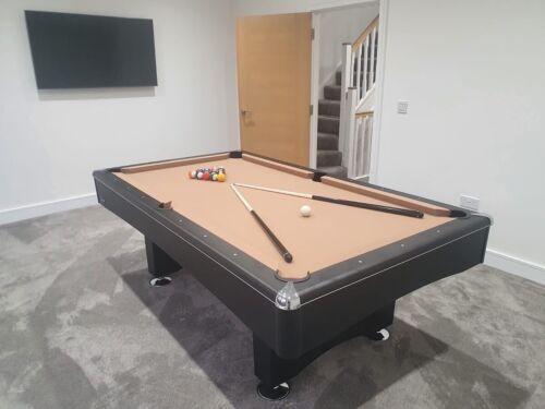 New Buffalo Black Eliminator 2 (II) American Slate Pool Table   6ft 7ft 8ft 9ft