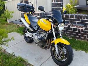 honda hornet 600 2900 aud sydney registered Greystanes Parramatta Area Preview