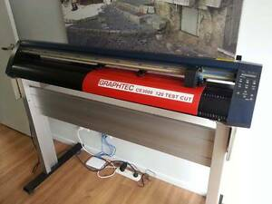GRAPHTEC CE 3000 120 VINYL CUTTER LARGE WIDE FORMAT Robina Gold Coast South Preview