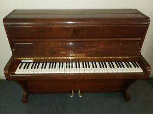 Upright Piano - Great Tone and Touch