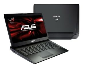 Asus g750jh gaming laptop 17inch