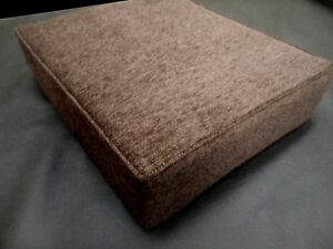 Sofa seat design cushion replacement cover only all sizes for Best quality sofa seat covers online
