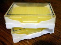 Seizmik Pursuit UTV Side View Mirrors Color Accent Kit Yellow 18075