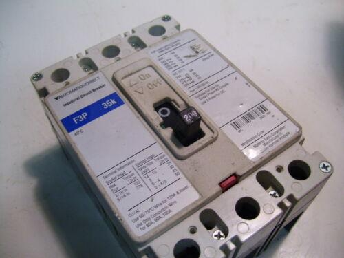 AUTOMATION DIRECT F3P 35K-200A EATON CUTLER HAMMER FD3200 200A 3P 480VAC P4774
