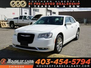 2016 Chrysler 300 Touring w/ Bluetooth, Heated Seats, Backup Cam
