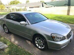 2002 Infiniti Q45 Pure Luxury