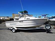 Trophy 1802 WALKAROUND GREAT FIRST FAMILY FISHING BOAT Wangara Wanneroo Area Preview