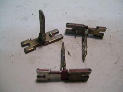 3PCS JOSLYN CLARK 2436 5.51-05.92A OVERLOAD HEATER ELEMENTS P3478