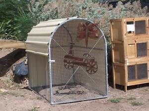 Budget Dome enclosure plus heaps of poultry to choose from Herne Hill Swan Area Preview