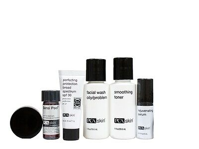 PCA Skin Sensi Peel Treatment Set Trial Size
