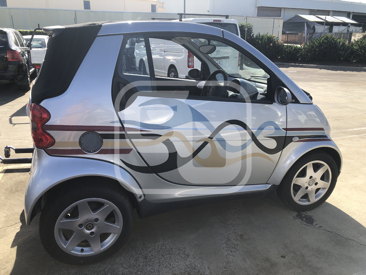 Car Parts - Smart Car Fortwo Cabrio 2006 parting out all parts available Gold coast