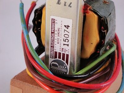 NOS Altec Peerless 15074 Line Matching Transformer new original box vintage ni