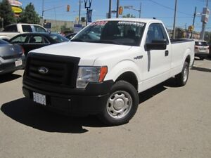 2012 FORD F-150 XL | 8 FT Long Box • Low KMS!!!!!