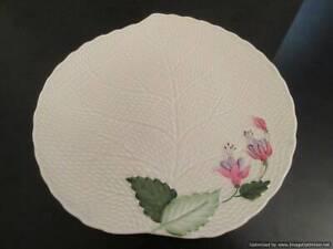 124. Crown Devon - hand painted Cake plate