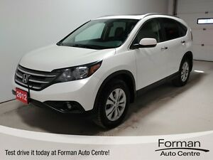 2012 Honda CR-V Touring - Navigation   Heated Leather   Local...