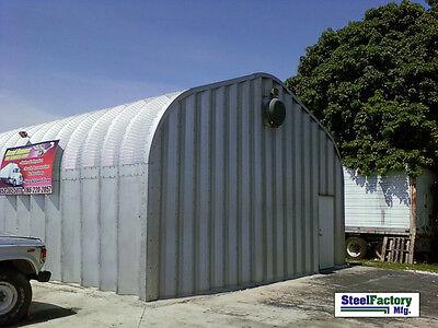 Steel P20x44x16 Metal Camper Rv Storage Building Garage