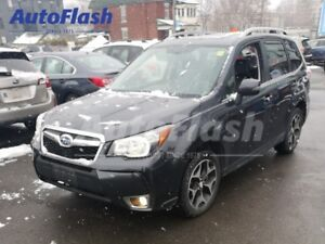 2015 Subaru Forester XT- Limited 2.0L Turbo AWD *GPS/Camera8 *