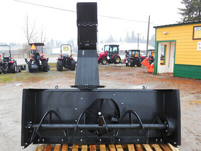 84 Wifo Upshot 3-point Tractor Snow Blower Model Wb84