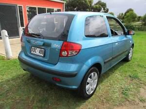 2004 Hyundai Getz Hatchback Goolwa Alexandrina Area Preview