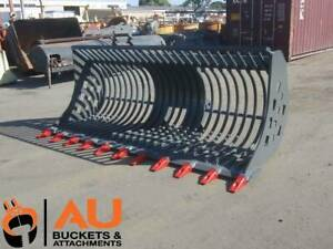 RAKE BUCKET WITH TEETH SUIT CAT IT PICKUPS (AU19RAKECATIT3000-1) Kewdale Belmont Area Preview