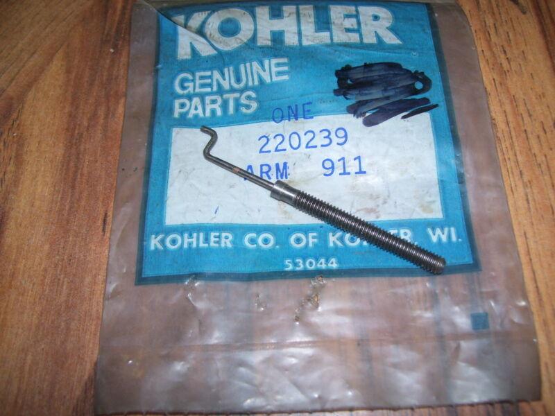 KOHLER OEM -CONTROL ARM - PT.#220239 - K161,K181 ENGINES