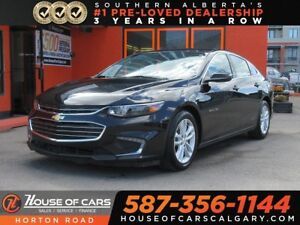 2017 Chevrolet Malibu LT/ Built in WI-FI/ XM Radio/ Back up Came