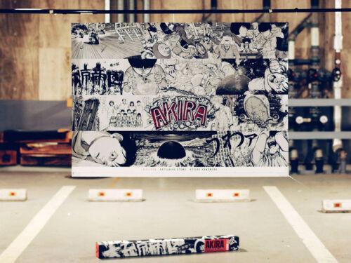 Akira Art Wall Calendar *Hypefest Only* Katsuhiro Otomo Kosuke Kawamura Signed