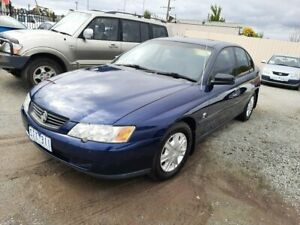 2004 Holden Commodore VY II Executive Blue 4 Speed Automatic Sedan Officer Cardinia Area Preview