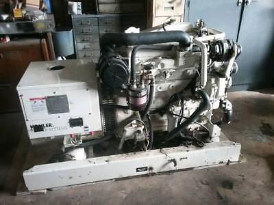 Kohler 33efoz 33 Kw Marine Diesel Generator 50 Hz