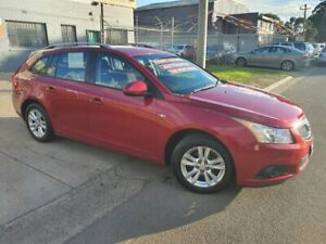 2013 Holden Cruze JH MY13 CD 6 Speed Automatic Sportswagon