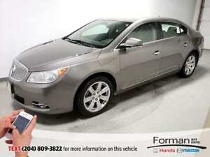 2010 Buick LaCrosse CXL|Rmt Start|Pwr Seat|Clean|Btooth|Traction