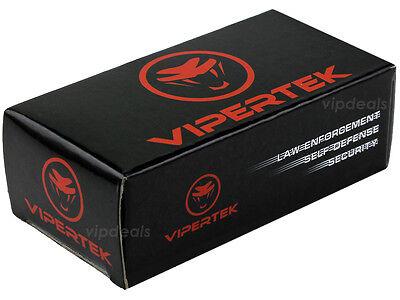 VIPERTEK PINK VTS-881 35 BV Micro Rechargeable LED Police Stun Gun Taser Case
