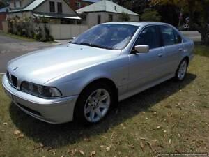 2003 BMW 5 Sedan Hamilton Newcastle Area Preview