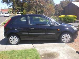 2007 Ford Fiesta Hatchback Taylors Lakes Brimbank Area Preview